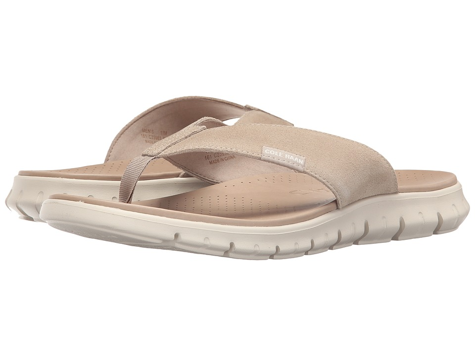 Cole Haan - Zerogrand Sandal (Milkshake) Men's Sandals