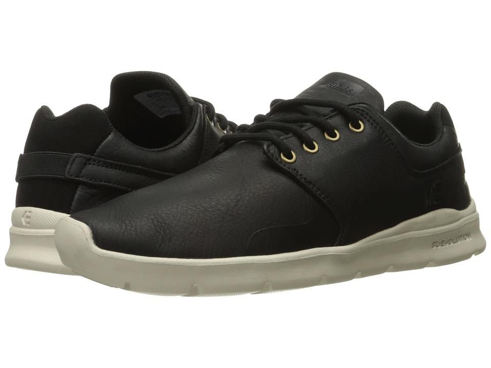 etnies - Scout XT (Black) Men's Skate Shoes