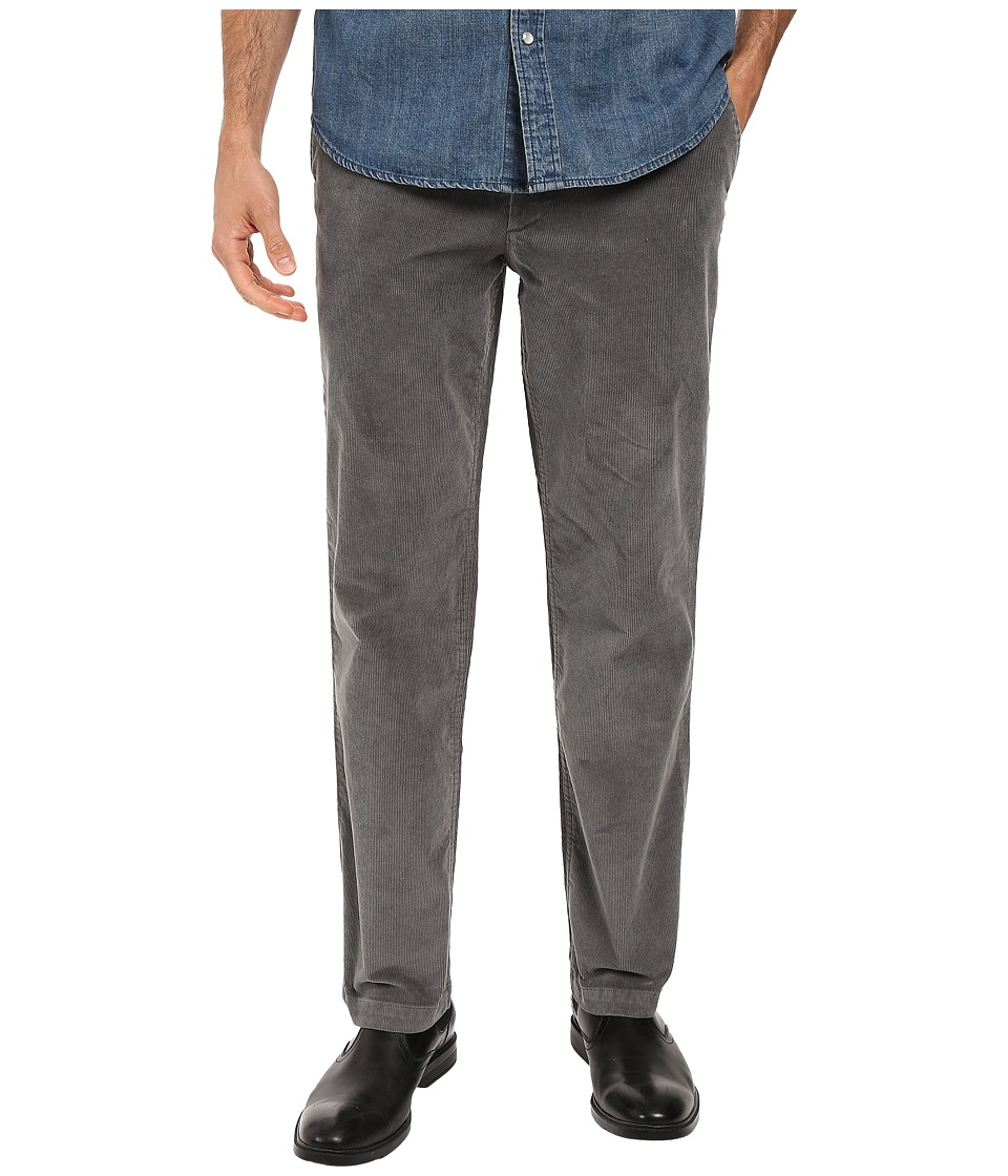 Dockers Men's - Washed Khaki Straight (Burma Grey 2) Men's Casual Pants