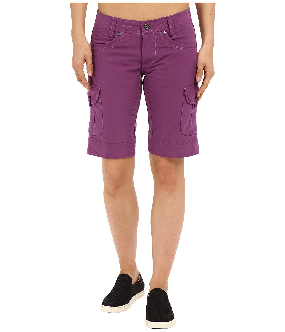 KUHL - Splash 11 Short (Holly Hock) Women's Shorts