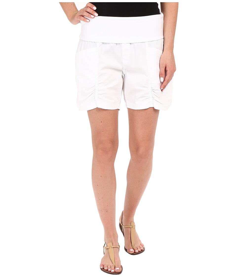 XCVI - Kaya Shorts (White) Women's Shorts