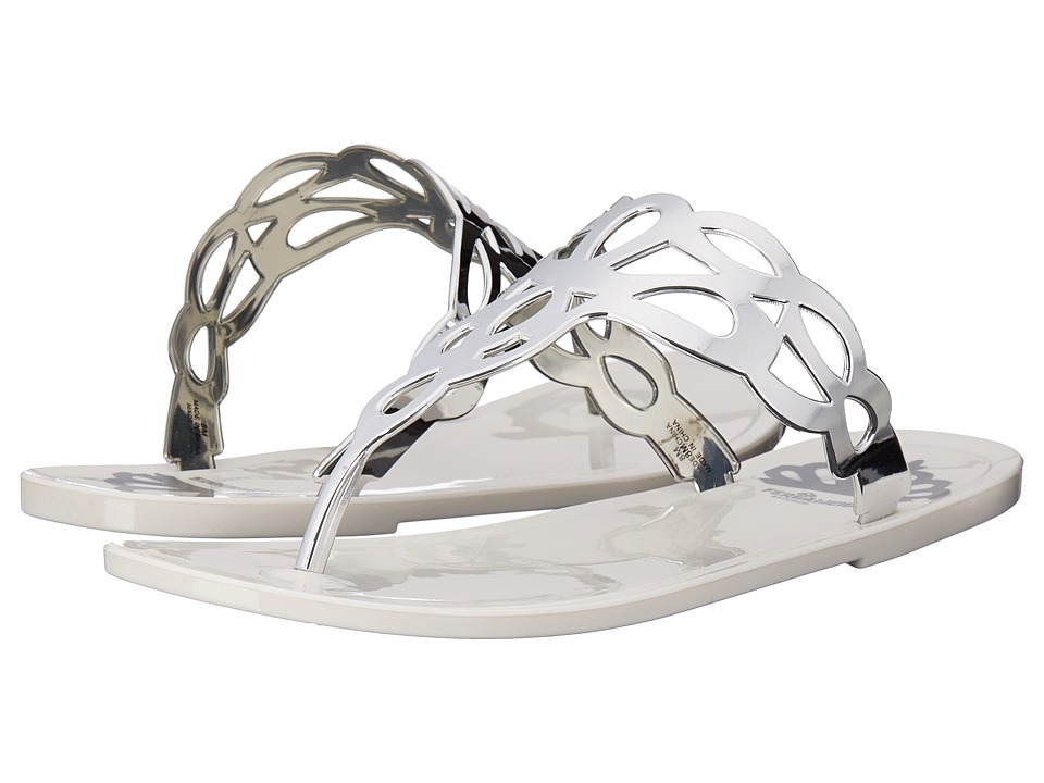 Fergalicious - Glam (Silver) Women's Shoes