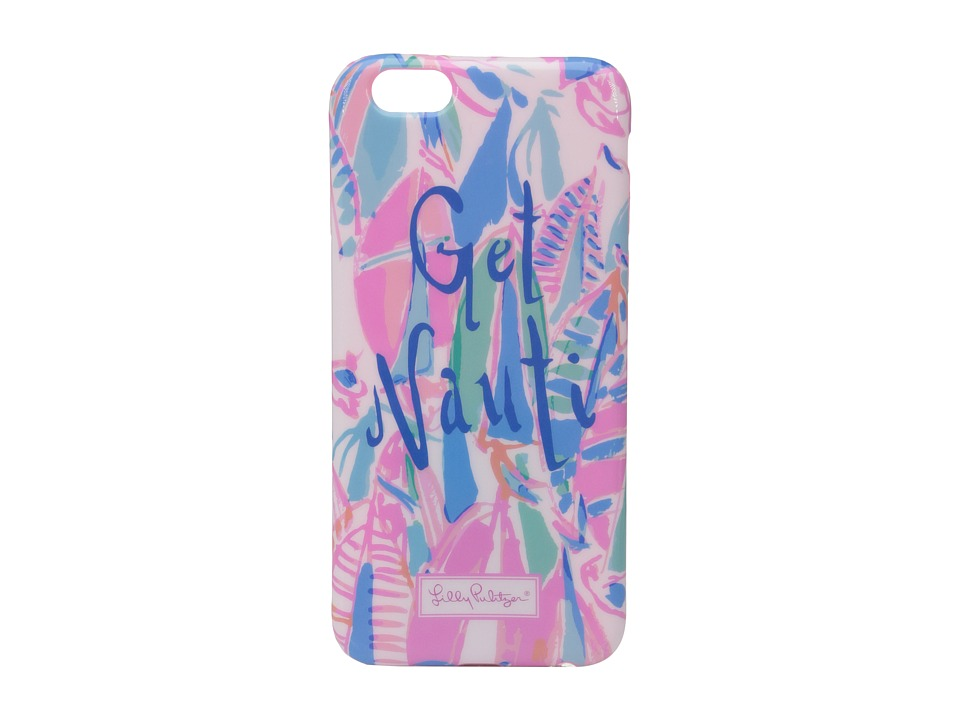Lilly Pulitzer - iPhone 6 Cover (Multi Out To Sea Tech) Cell Phone Case