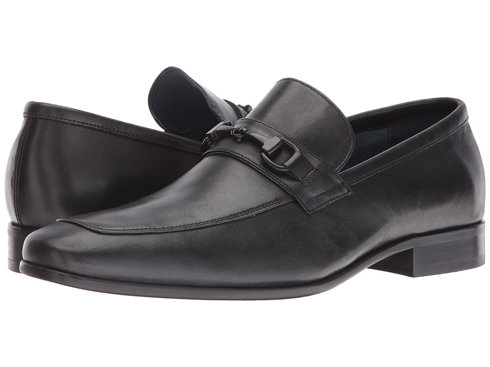 RUSH by Gordon Rush - Abel (Black) Men's Shoes