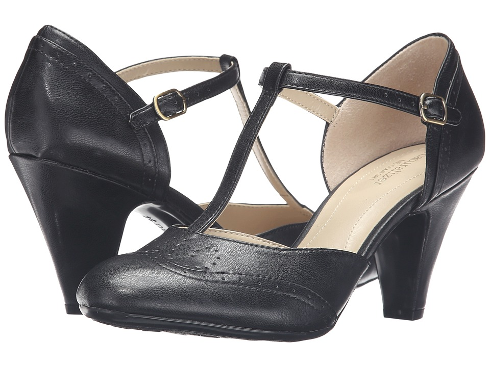 Naturalizer - Borrow (Black) Women's Shoes