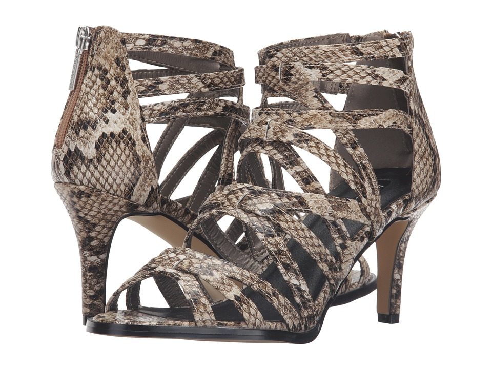 Michael Antonio - Fiffer Reptile (Natural Reptile) Women's Dress Sandals