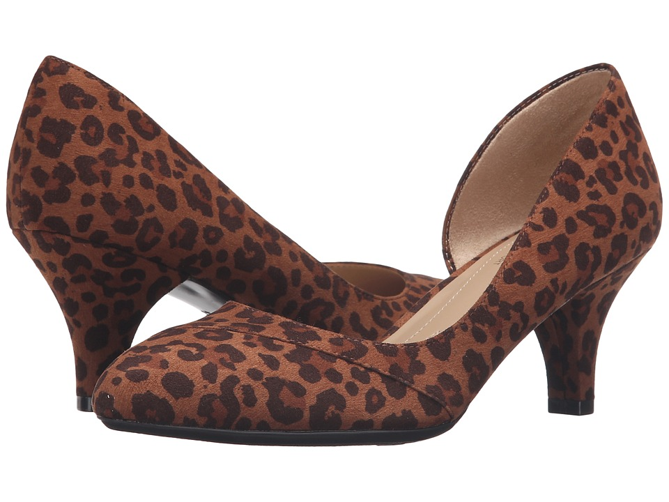 Naturalizer - Deva (Cheetah) Women's Shoes