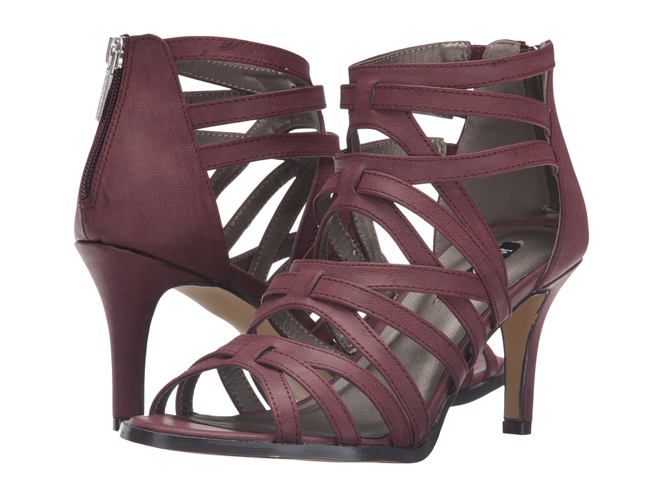 Michael Antonio - Fiffer (Burgundy) Women's Dress Sandals