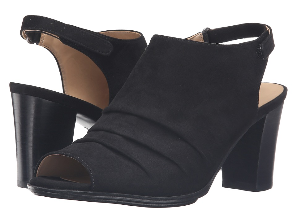 Naturalizer - Lago (Black) Women's Shoes