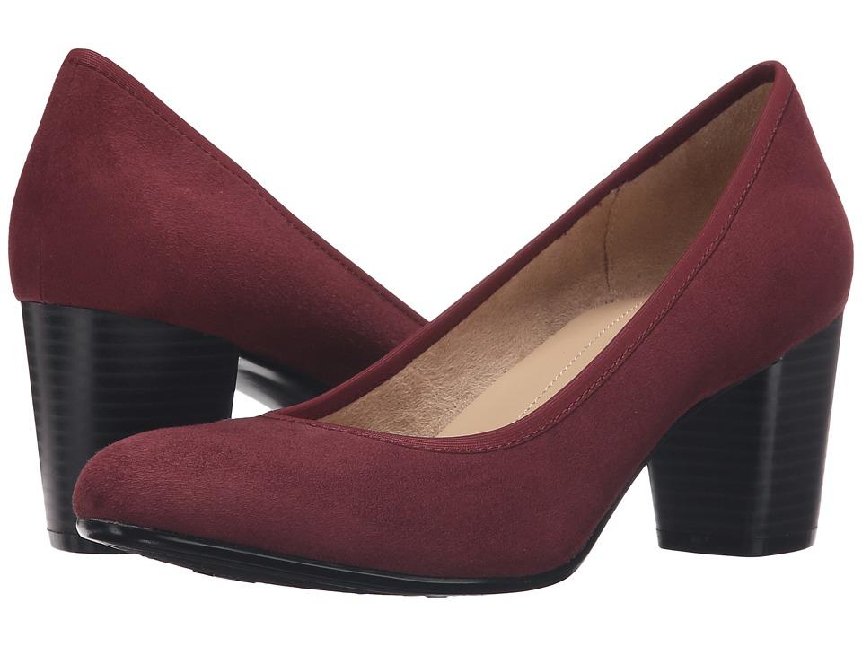 Naturalizer - Naomi (Wine) Women's Shoes
