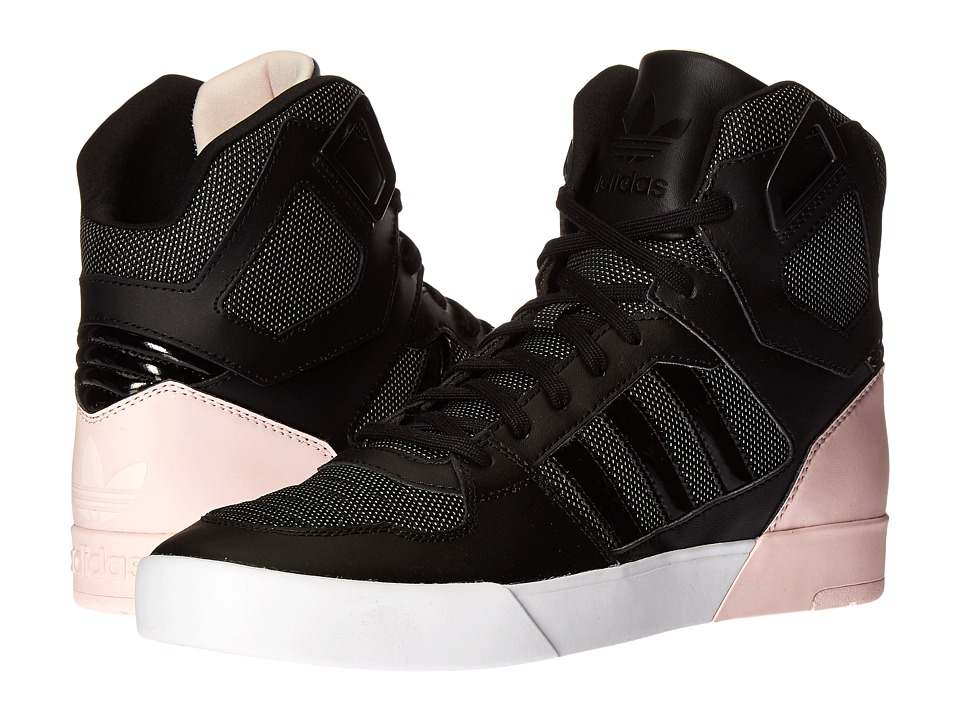 adidas Originals - Zestra (Black/Black/Halo Pink) Women's Shoes