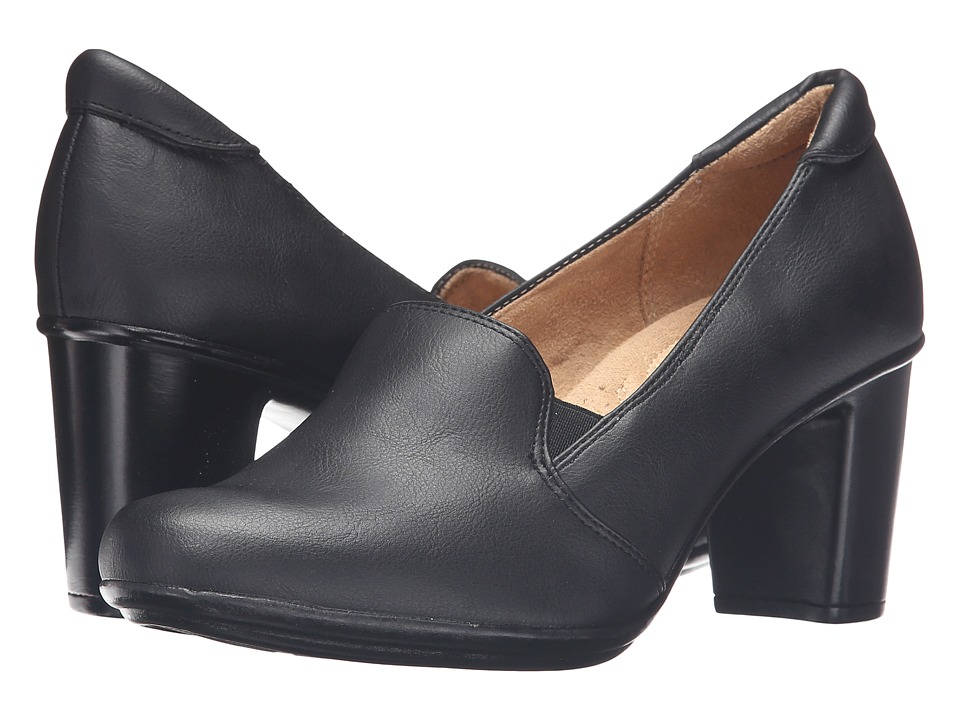 Naturalizer - Quill (Black) Women's Shoes