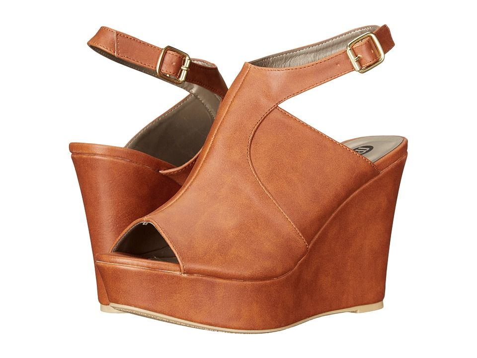 Michael Antonio - Alley (Cognac) High Heels