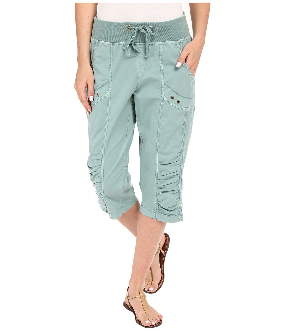XCVI - Naida Crop Pants (Flourite) Women's Casual Pants