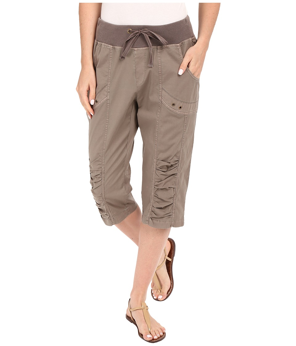 XCVI - Naida Crop Pants (Mink) Women's Casual Pants