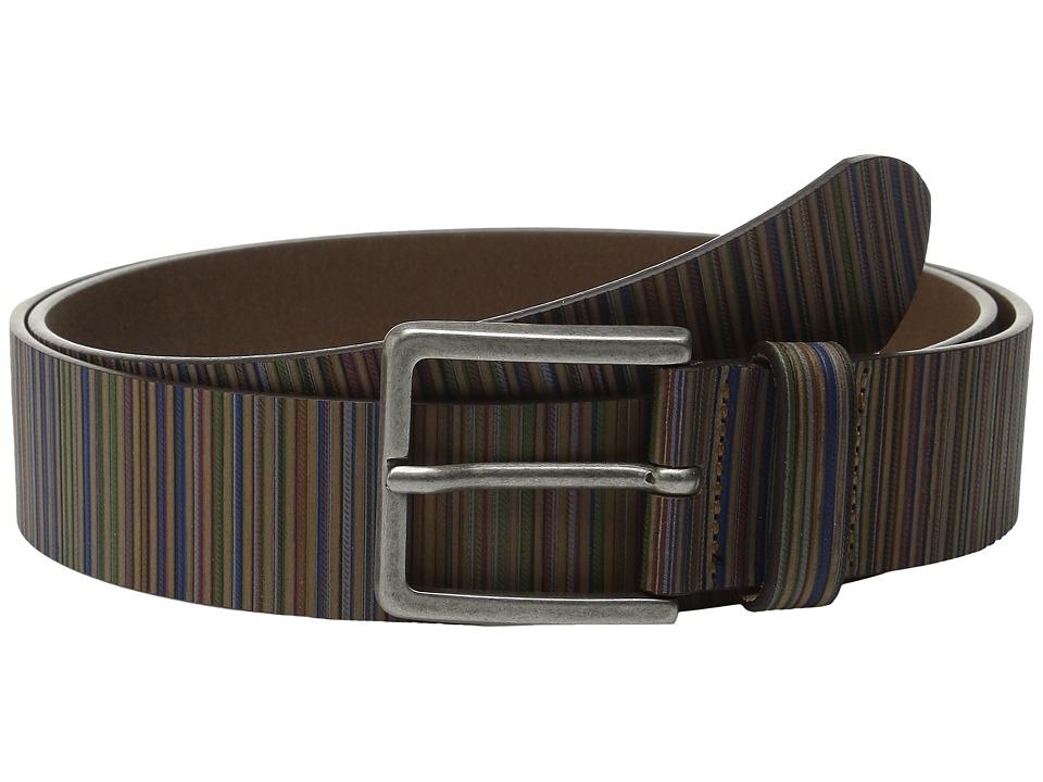 Tommy Bahama - Multicolor Leather Belt (Multi) Men's Belts
