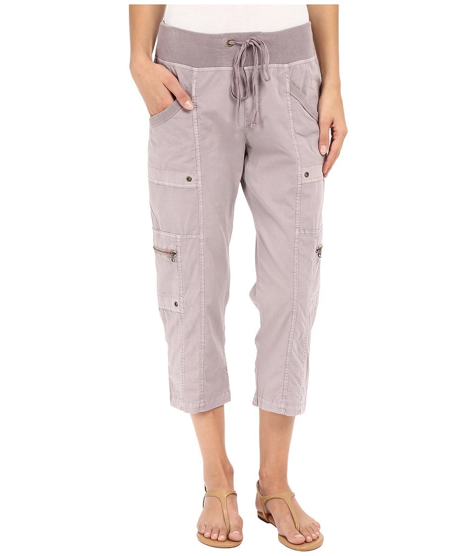 XCVI - Keene Crop Pants (Iris Pigment) Women's Casual Pants