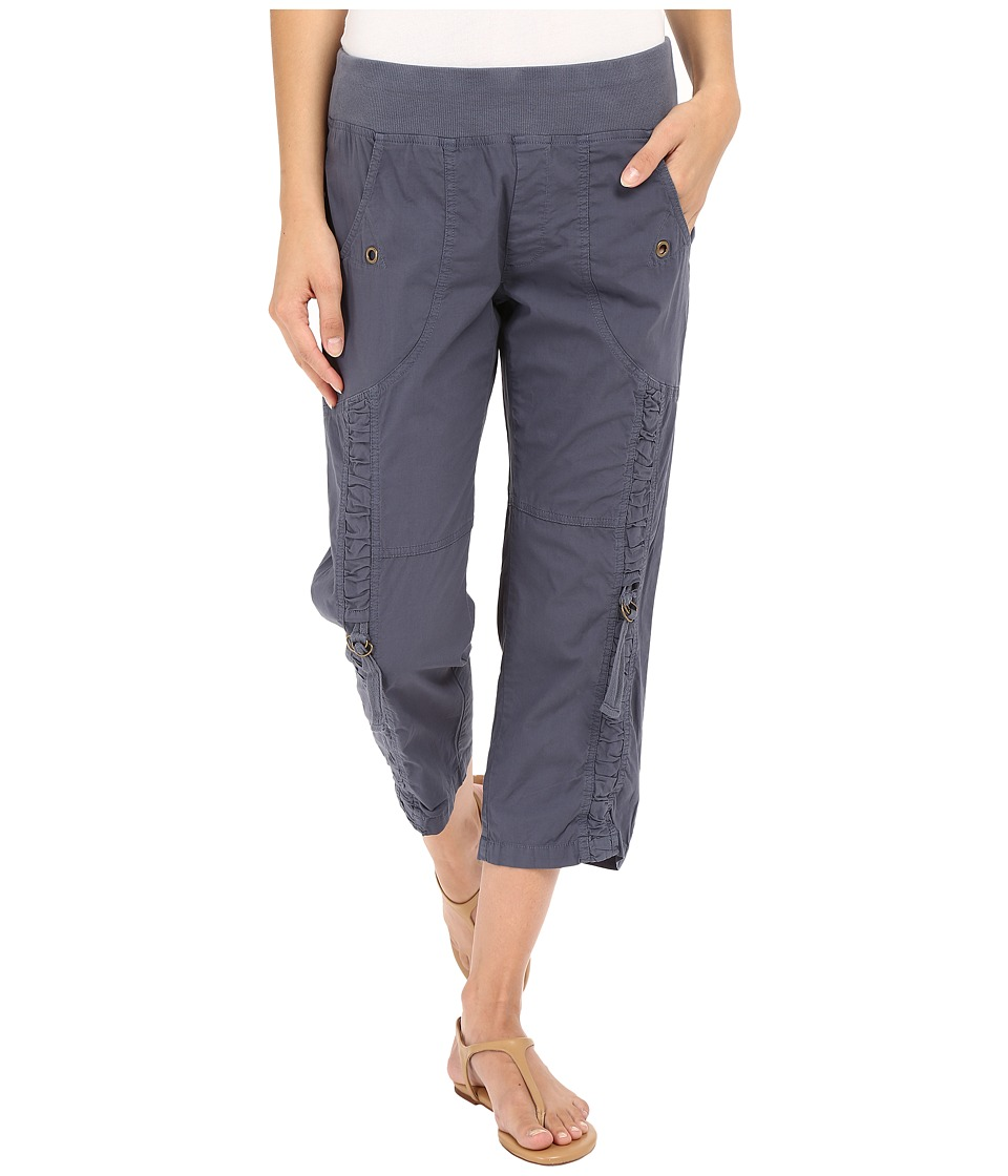 XCVI - Janan Crop Pants (Cloud) Women's Casual Pants