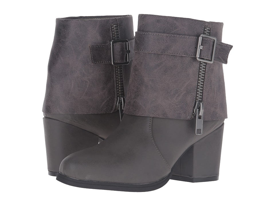 Michael Antonio - Modest (Charcoal) Women's Pull-on Boots