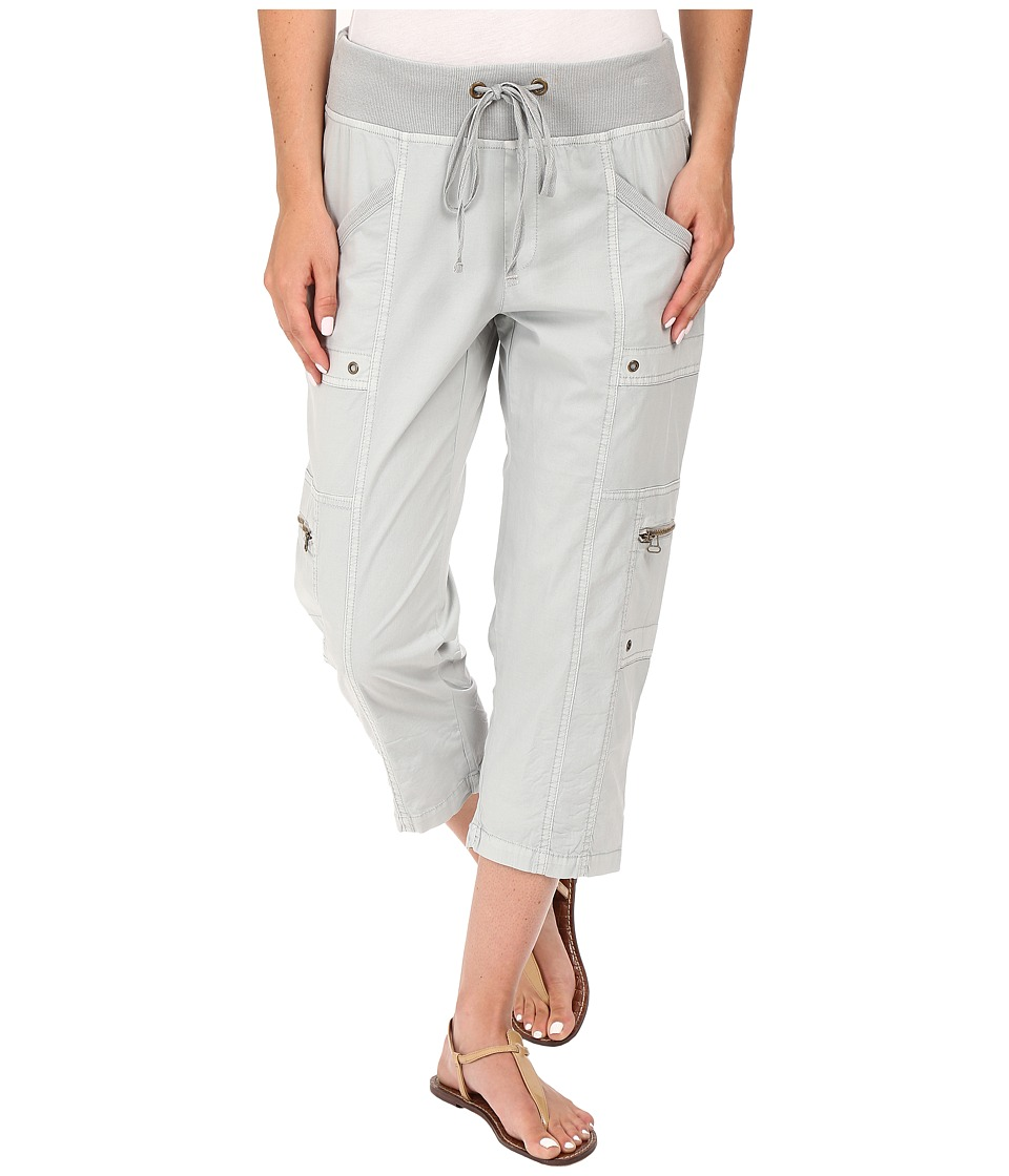 XCVI - Keene Crop Pants (Camouflage Pigment) Women's Casual Pants