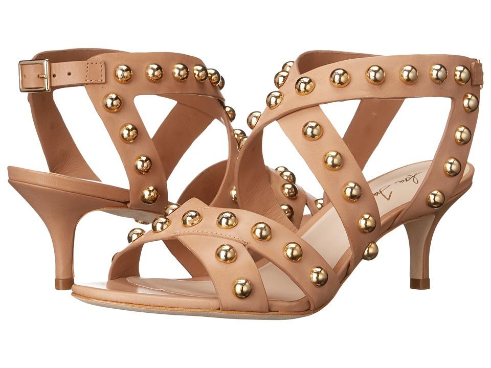 Isa Tapia - Chantal (Natural Vachetta) Women's Dress Sandals