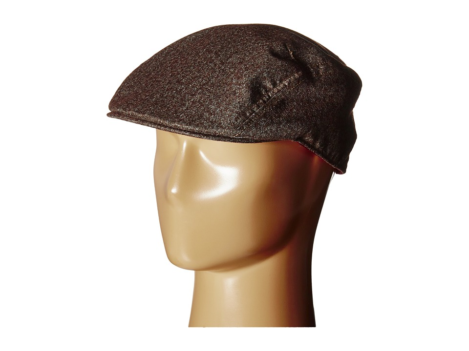 Goorin Brothers - High Class (Brown) Caps