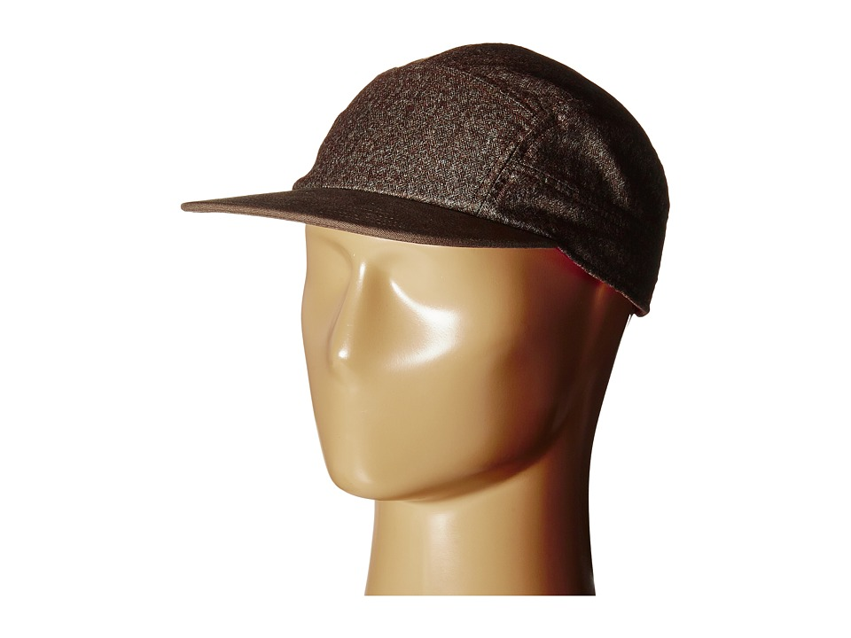Goorin Brothers - High Society (Brown) Caps