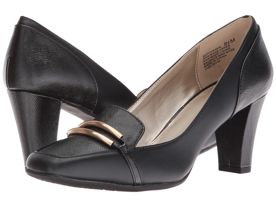 Bandolino - Vonner (Black) Women's Shoes