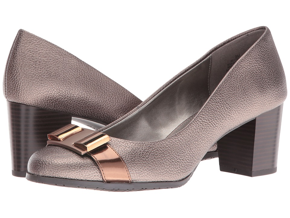 Bandolino - Teigra (Bronze Metallic) Women's Shoes