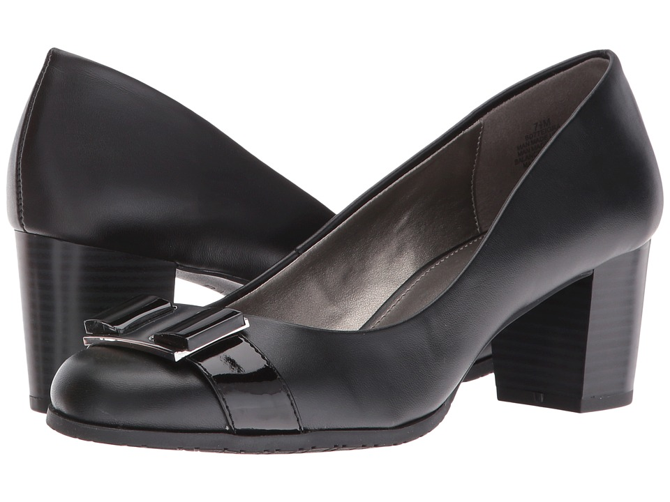 Bandolino - Teigra (Black) Women's Shoes