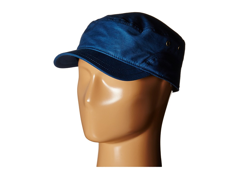Goorin Brothers - Grenadier Collection Rodeo Creek (Blue) Caps