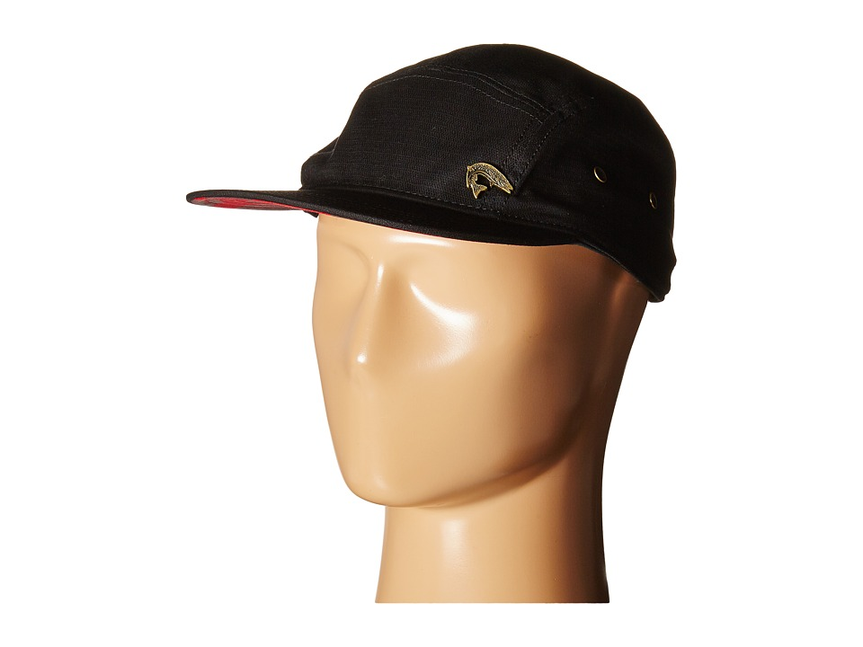 Goorin Brothers - Grenadier Collection Dirt Road (Black) Caps