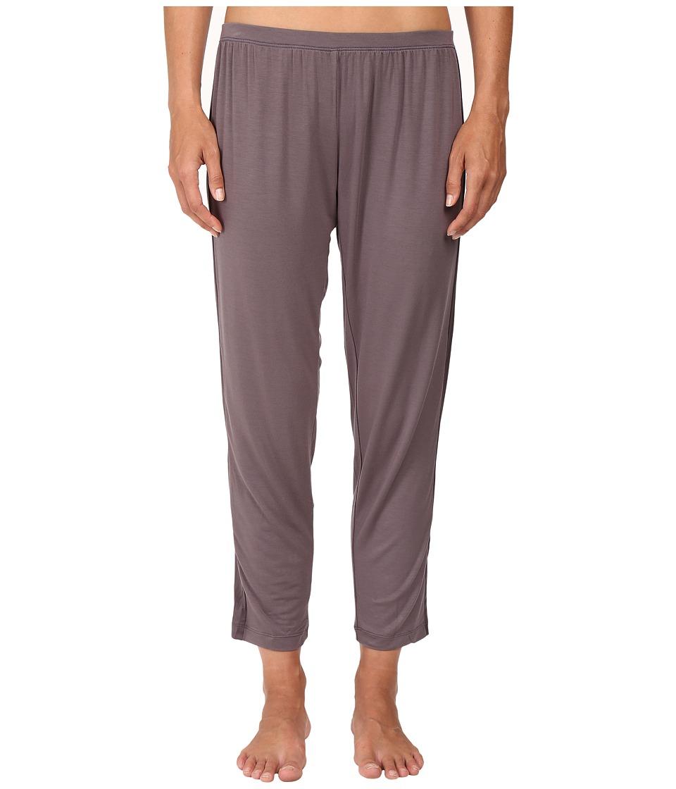 Skarlett Blue - Premiere Crop Pants (Slate) Women's Pajama