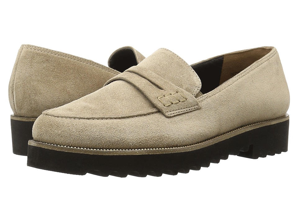 Paul Green - Kianna (Antelope Suede) Women's Slip on Shoes