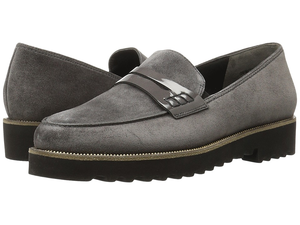 Paul Green - Kianna (Iron Combo) Women's Slip on Shoes