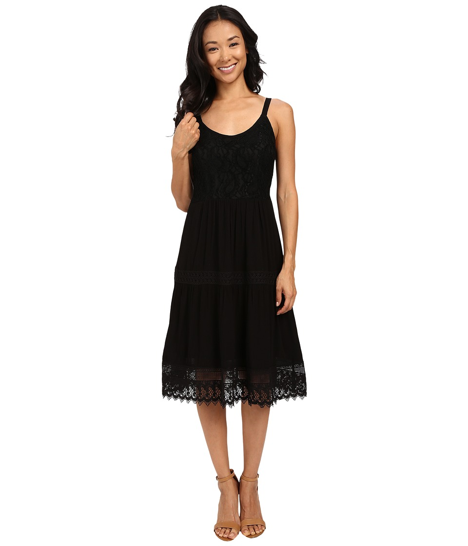 KUT from the Kloth - Juni Dress (Black) Women's Dress