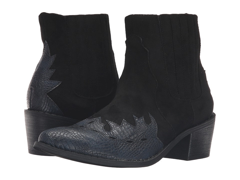 Matisse - Roy (Black) Women's Pull-on Boots