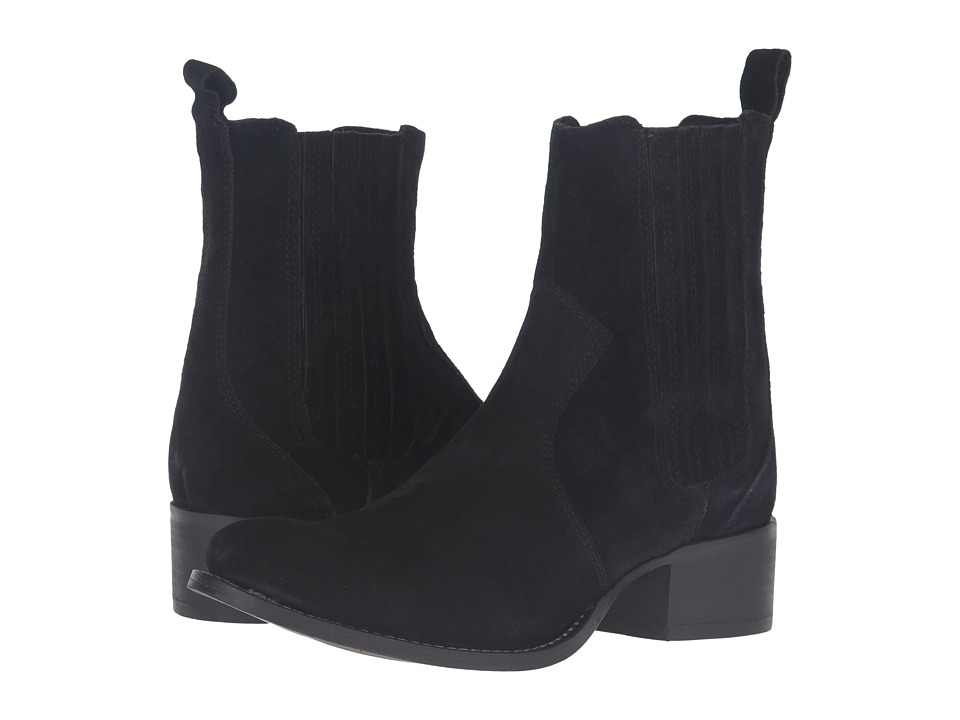 Matisse - Easy Street (Black) Women's Pull-on Boots