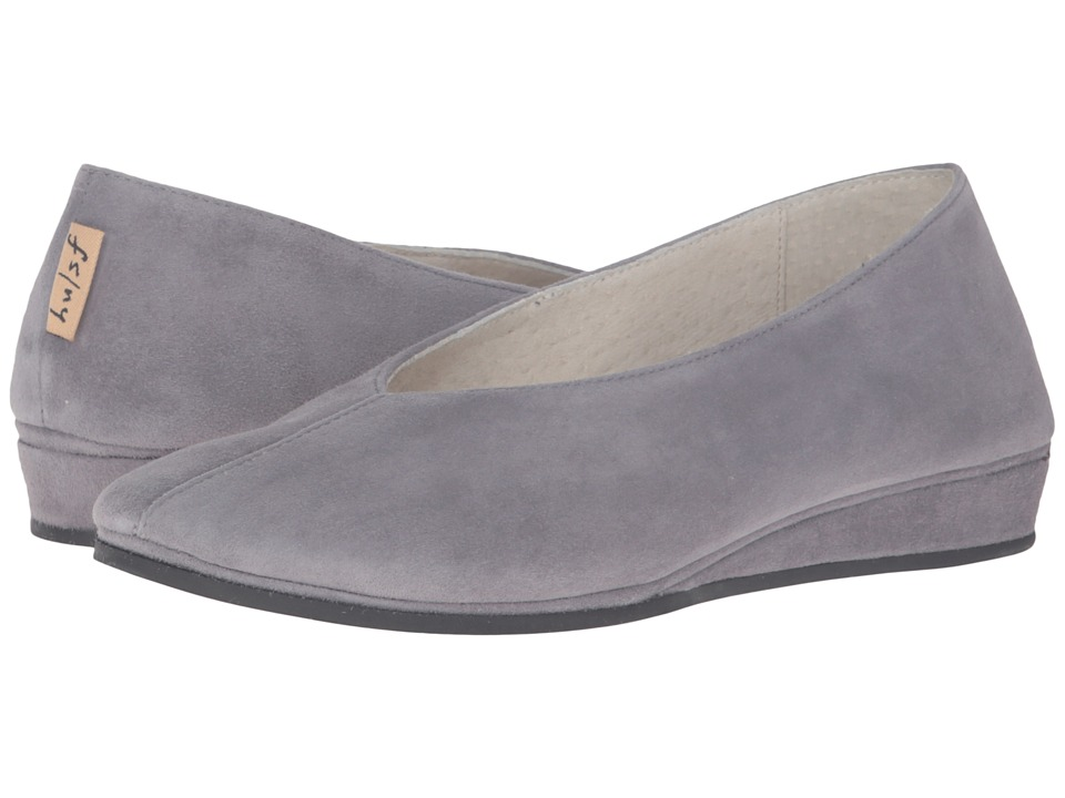 French Sole Split (Grey Suede) Women
