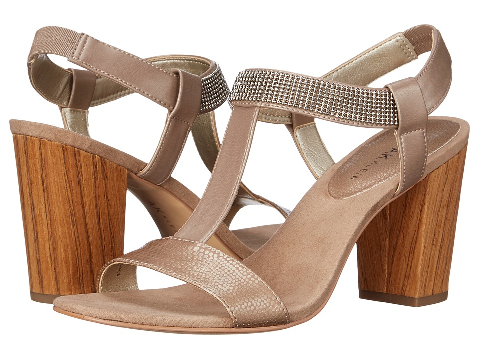 Anne Klein 7Wenda (Taupe/Taupe Synthetic) Women