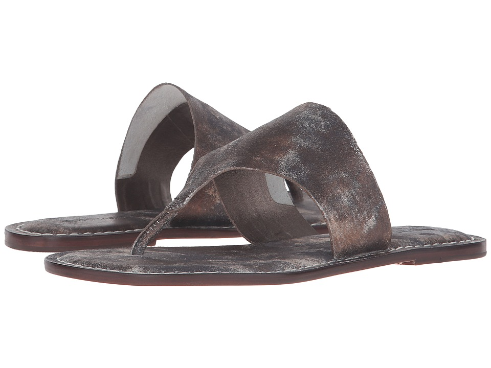Bernardo - Monica (Distressed Metallic Calf) Women's Sandals