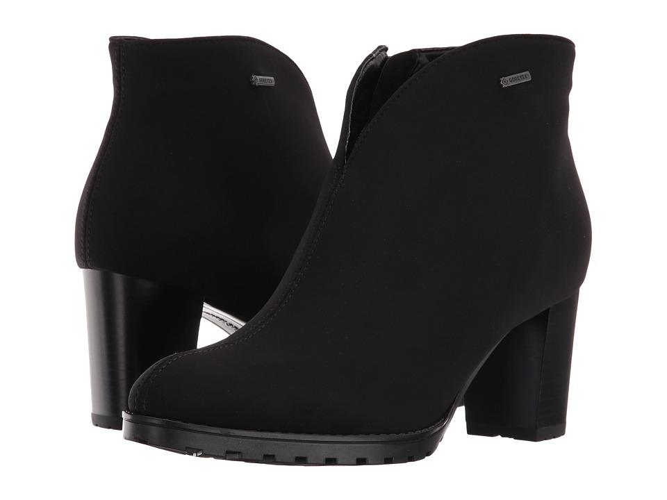 ara - Geneva (Black Fabric) Women's Shoes