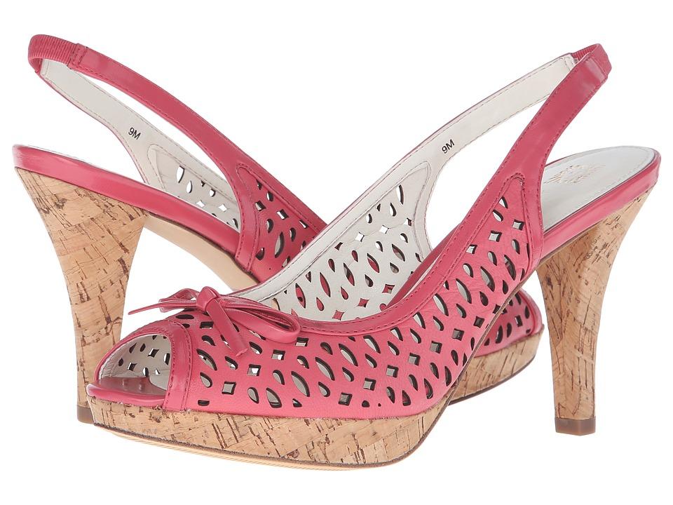 Anne Klein - Ristina (Medium Pink/Medium Pink Leather) Women's Shoes