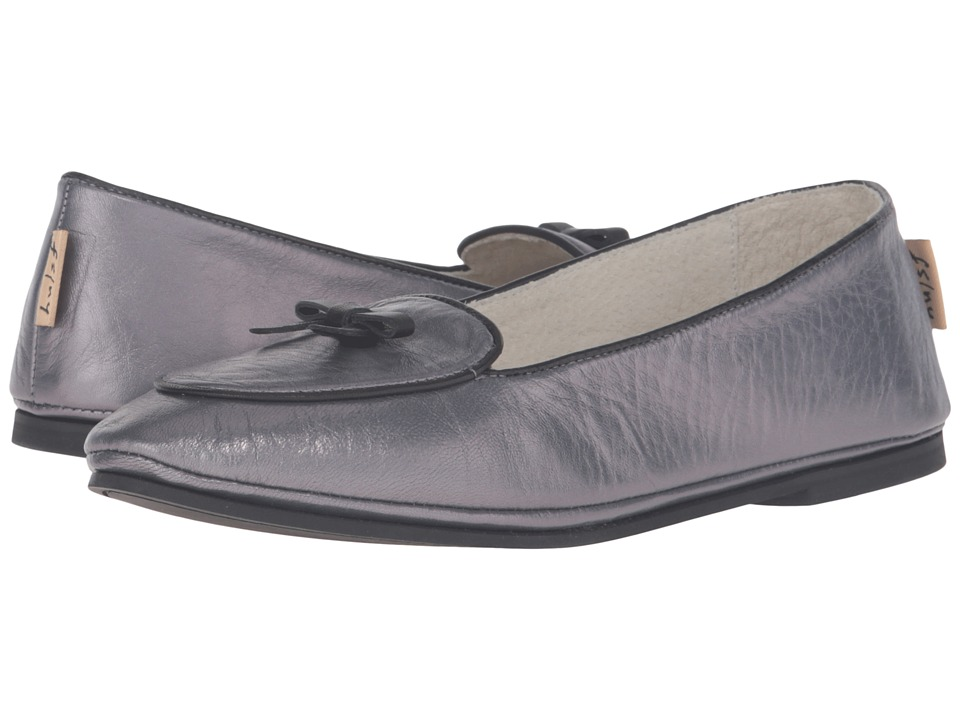 French Sole Sweet (Pewter Metallic Nappa) Women