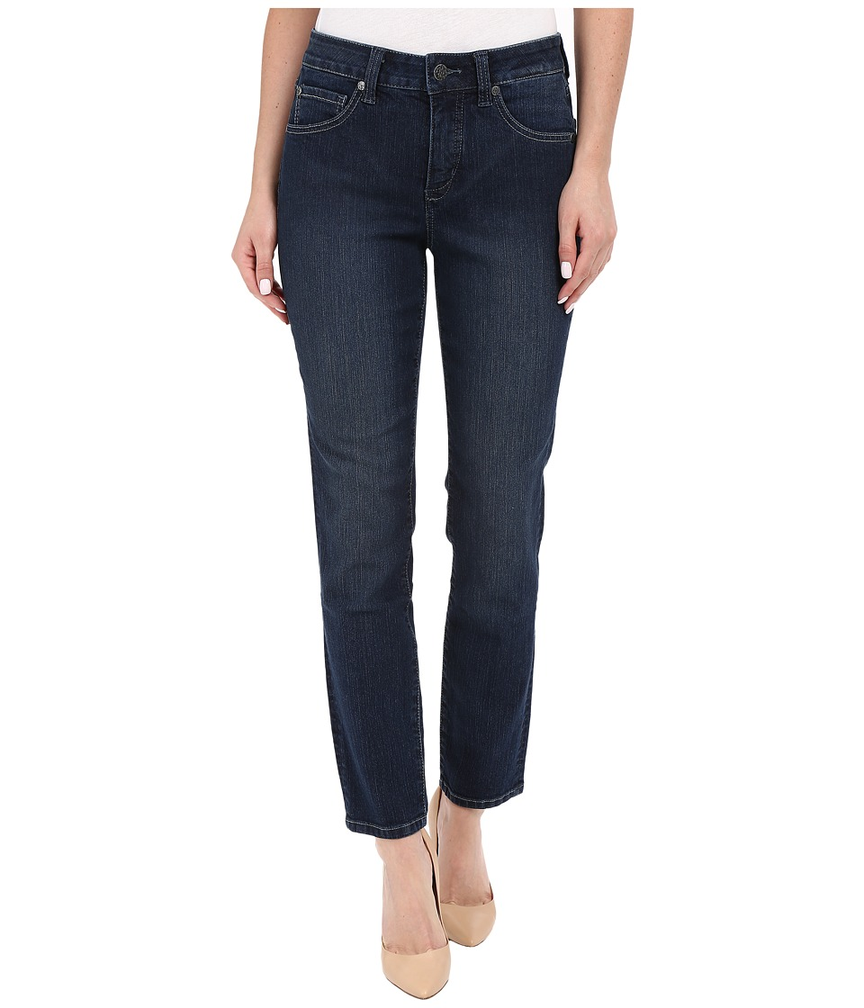 Miraclebody Jeans Five-Pocket Angie Skinny Ankle Jeans in Seattle Blue (Seattle Blue) Women