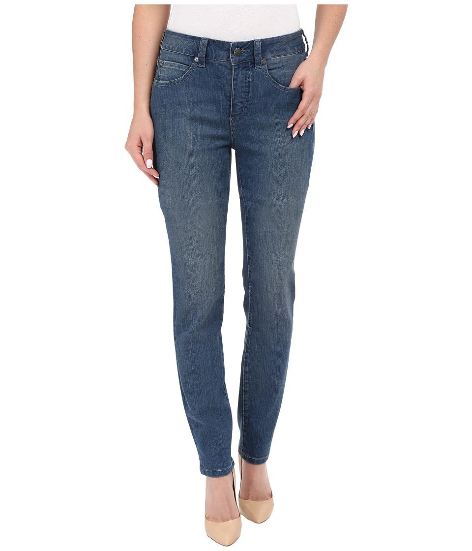 Miraclebody Jeans Five-Pocket Addison Skinny Jeans in Bainbridge Blue (Bainbridge Blue) Women