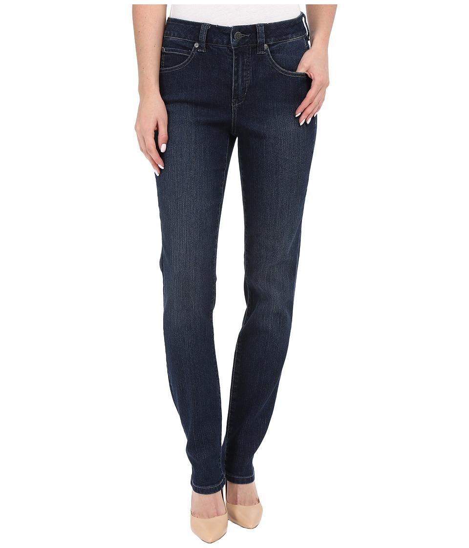 Miraclebody Jeans Five-Pocket Addison Skinny Jeans in Seattle Blue (Seattle Blue) Women