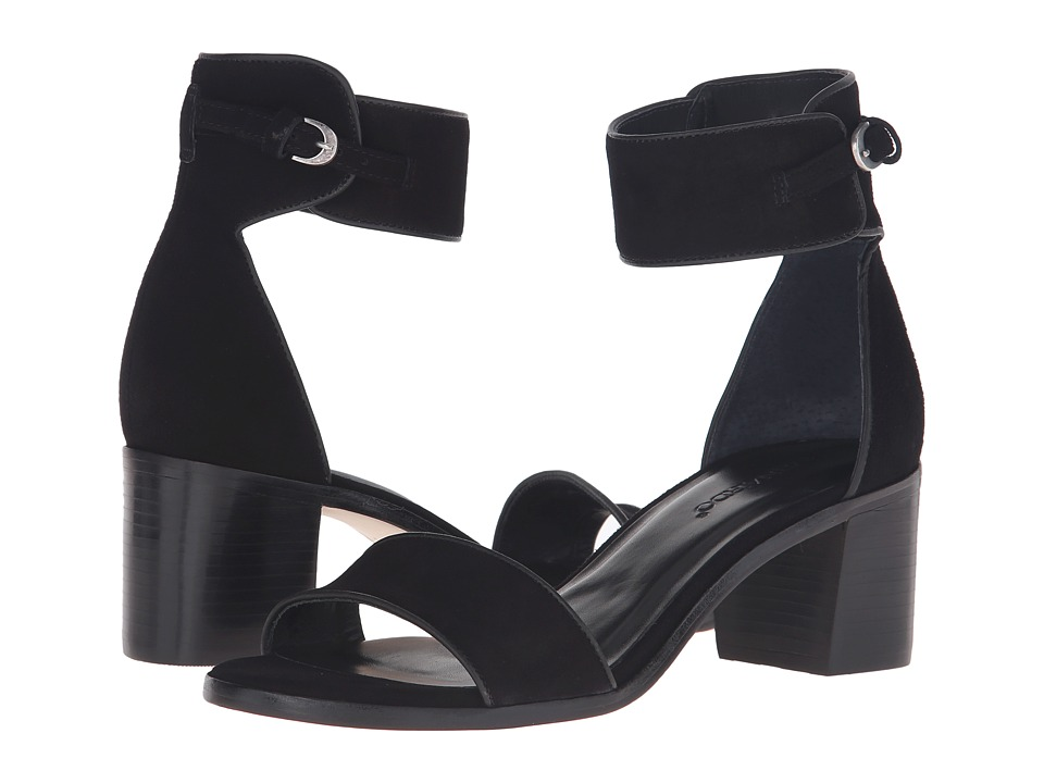Bernardo - Blythe (Black Suede) Women's Sandals