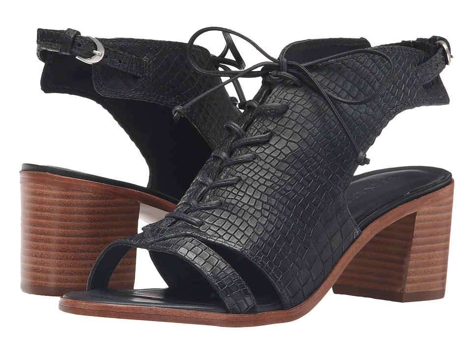 Bernardo - Bounty (Blue Crocco Print Calf) Women's Sandals