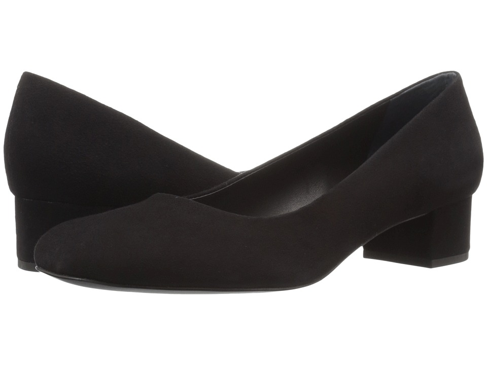 Bernardo - Reggie (Black Suede) Women's Shoes